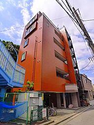 東京都足立区西新井栄町3丁目の賃貸マンションの外観