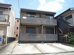 愛知県名古屋市昭和区雪見町1丁目の賃貸アパートの外観