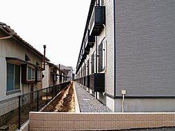 レオパレスグリーンフィールド2[2階]の外観