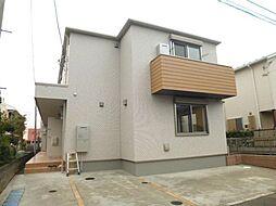 神奈川県茅ヶ崎市柳島1丁目の賃貸アパートの外観