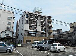 広島県広島市西区上天満町の賃貸マンションの外観