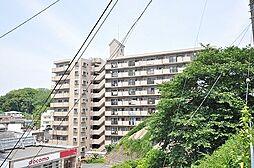 福岡県北九州市八幡東区中央1丁目の賃貸マンションの外観