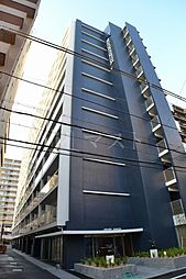 アスヴェル阿波座ブルーアース[10階]の外観