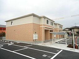 鹿児島県霧島市国分新町2の賃貸アパートの外観