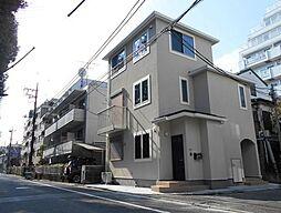 東京都練馬区豊玉上2丁目の賃貸アパートの外観