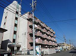 アールイーステージ蟹江(黒川ビル)[1階]の外観