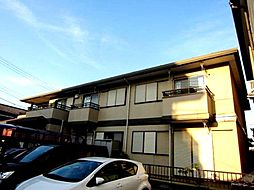 サンクハウス[2階]の外観