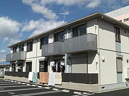 広島県福山市引野町の賃貸アパートの外観