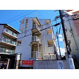 奈良県桜井市谷の賃貸マンションの外観
