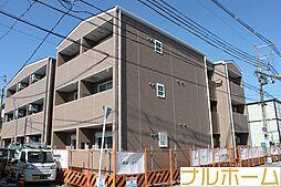 大阪府大阪市平野区加美北6丁目の賃貸アパートの外観