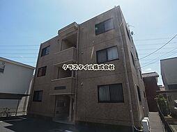 神奈川県海老名市門沢橋2丁目の賃貸マンションの外観