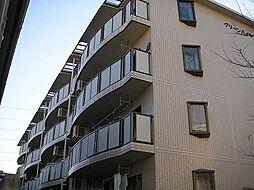 東京都江戸川区南葛西3丁目の賃貸マンションの外観
