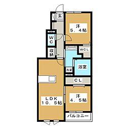 星ヶ丘駅 7.4万円
