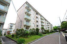 UR中山五月台住宅14号棟[103号室]の外観