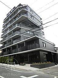 東京都品川区戸越2丁目の賃貸マンションの外観