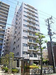 東京都台東区橋場1丁目の賃貸マンションの外観