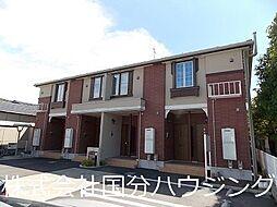 JR日豊本線 姶良駅 徒歩19分の賃貸アパート