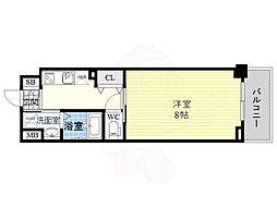 天神橋筋六丁目駅 6.7万円