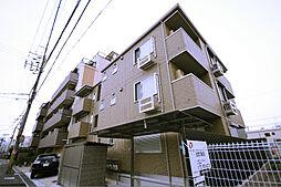 大阪府摂津市正雀本町1丁目の賃貸アパートの外観