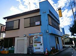 神奈川県大和市中央林間西1丁目の賃貸アパートの外観