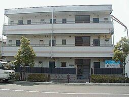東京都江戸川区鹿骨3丁目の賃貸マンションの外観