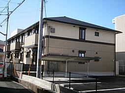 サニーハイム伊伝居[2階]の外観