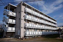 ビレッジハウス五所1号棟[2階]の外観
