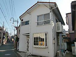 曽山ハイツ[1階]の外観