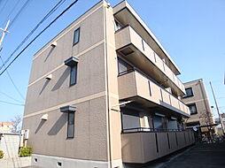 兵庫県宝塚市安倉南4丁目の賃貸アパートの外観