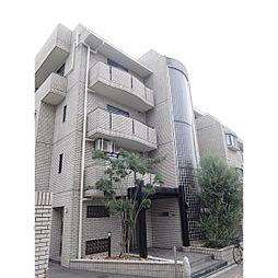 大阪府大阪市阿倍野区北畠3丁目の賃貸マンションの外観