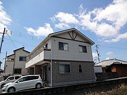 メゾネット坂田[1階]の外観