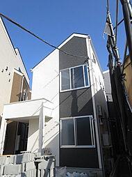 ベイルーム上町屋B棟[201号室]の外観