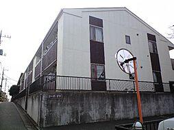コーポ・タカ[206号室号室]の外観