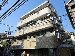 神奈川県横浜市神奈川区白幡向町の賃貸マンションの外観