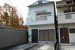 [一戸建] 奈良県奈良市古市町 の賃貸【/】の外観