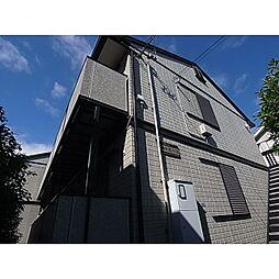 静岡県静岡市清水区大手の賃貸アパートの外観
