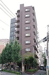 ステージファースト小石川[702号室]の外観