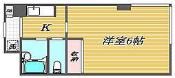 SK COURT[2階]の間取り