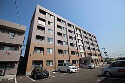 グランレーヴ佐賀駅前中央[4階]の外観