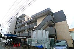 ラリーマンション[2階]の外観