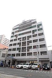 家具・家電付き朝日プラザ博多8[6階]の外観