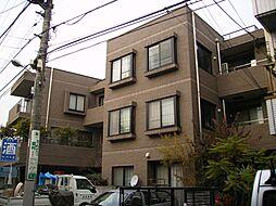 東京都豊島区駒込7丁目の賃貸マンションの外観