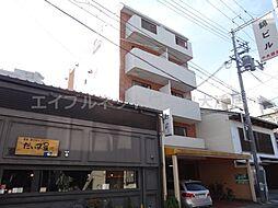 滋賀県大津市中央2丁目の賃貸マンションの外観
