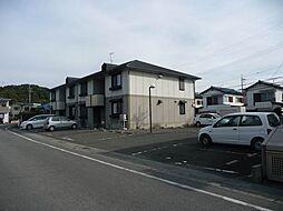 グリーンフル夏目[2階]の外観