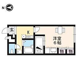 湖西線 堅田駅 徒歩20分
