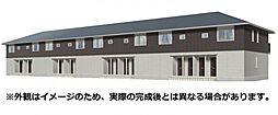 (仮称)三木市福井D-room[208号室]の外観
