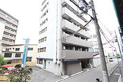 マンション輝[5階]の外観