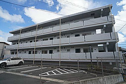 静岡県浜松市東区積志町の賃貸マンションの外観