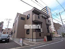 ピュア箱崎東 七番館[2階]の外観