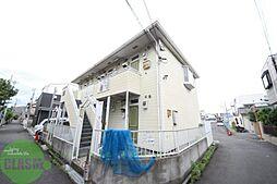 大阪府東大阪市中小阪5丁目の賃貸アパートの外観